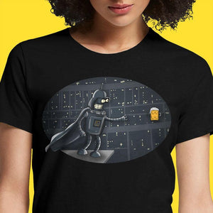Darth Robot  - Buy Cool Graphic T-shirt for Men Women Online in India | OSOM