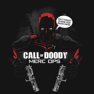 Call of Doody  - Buy Cool Graphic T-shirt for Men Women Online in India | OSOM