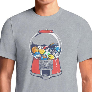 Gameball Machine  - Buy Cool Graphic T-shirt for Men Women Online in India | OSOM
