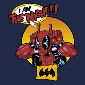 I'M THE NIGHT  - Buy Cool Graphic T-shirt for Men Women Online in India | OSOM
