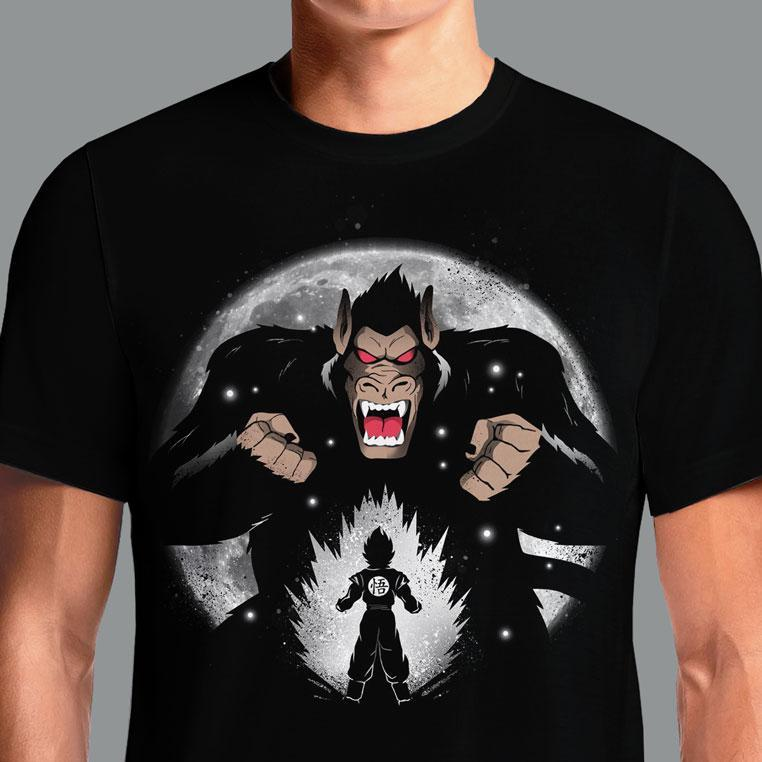 The Great Saiyan Battle  - Buy Cool Graphic T-shirt for Men Women Online in India | OSOM
