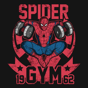 Spider Gym  - Buy Cool Graphic T-shirt for Men Women Online in India | OSOM