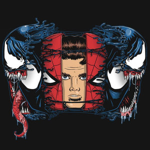 Spiders and Symbiotes  - Buy Cool Graphic T-shirt for Men Women Online in India | OSOM