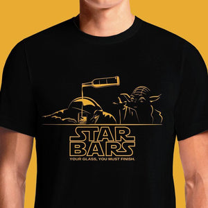 Star Bars New Version  - Buy Cool Graphic T-shirt for Men Women Online in India | OSOM