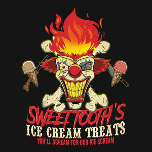 Sweet Tooth's Ice Cream Treats  - Buy Cool Graphic T-shirt for Men Women Online in India | OSOM