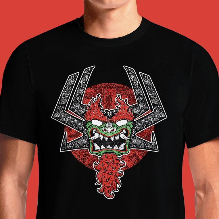 Timeless Demon  - Buy Cool Graphic T-shirt for Men Women Online in India | OSOM