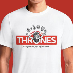 THRONOPOLY  - Buy Cool Graphic T-shirt for Men Women Online in India | OSOM