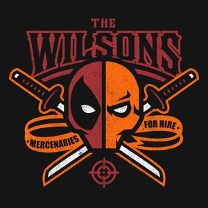 The Wilsons  - Buy Cool Graphic T-shirt for Men Women Online in India | OSOM