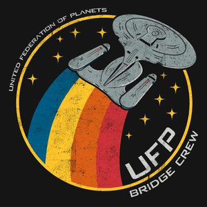 UFP Bridge Crew  - Buy Cool Graphic T-shirt for Men Women Online in India | OSOM