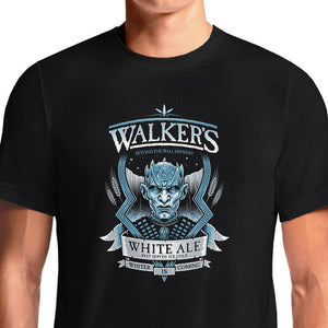 Walker's White Ale  - Buy Cool Graphic T-shirt for Men Women Online in India | OSOM