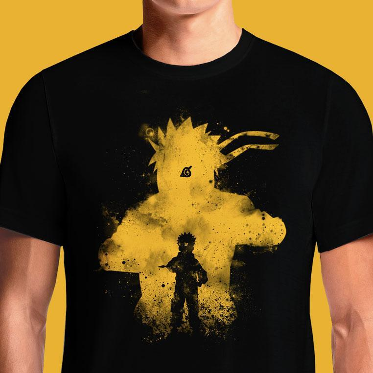 7c639566d Naruto Art - Buy Cool Graphic T-shirt for Men Women Online in India