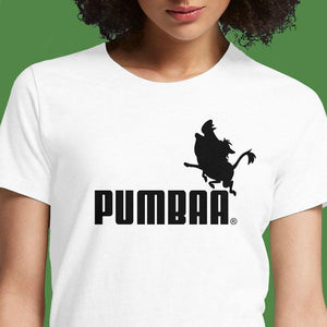 PUMBAA  - Buy Cool Graphic T-shirt for Men Women Online in India | OSOM