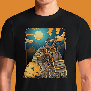 Steampunk Neighbor  - Buy Cool Graphic T-shirt for Men Women Online in India | OSOM