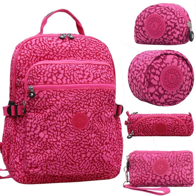 Girl College School Backpack Women Vintage Work-Supreme-Best-Life