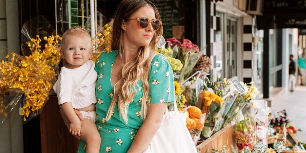 The Very Best Festive Season Outfits For Nursing Moms