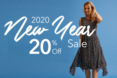 Celebrate the New Year with 20% Off!