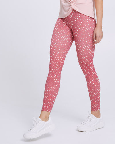 Postpartum Activewear Leggings - Rosetta - Peachymama US 1