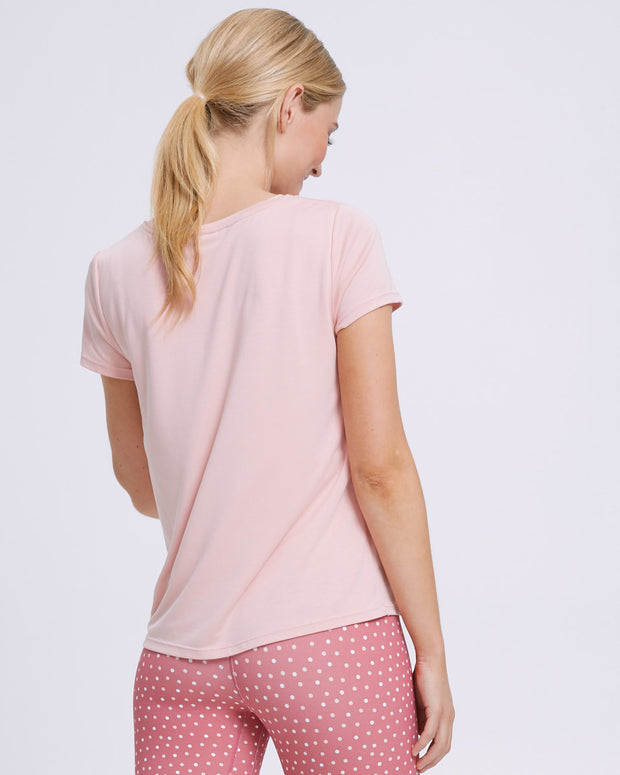 Active Twist Nursing Tee - Sand - Peachymama - 5