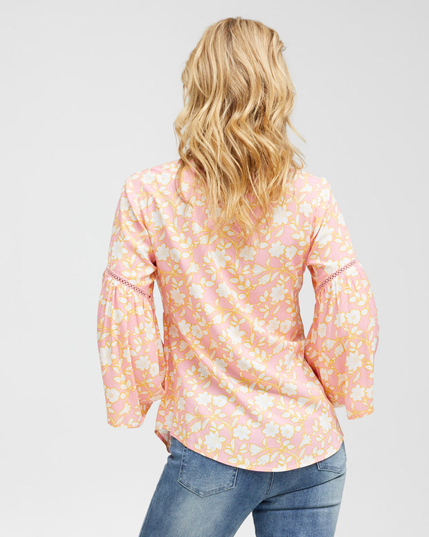 Freespirit Nursing Blouse - Peachymama - 4