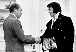 That Time Elvis Met Nixon