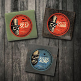 All-Natural Soap Kit Skullduggery Grooming Co.