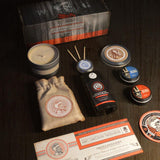 Skullduggery Essential Grooming Kit gift set for men | Skullduggery Grooming Co.