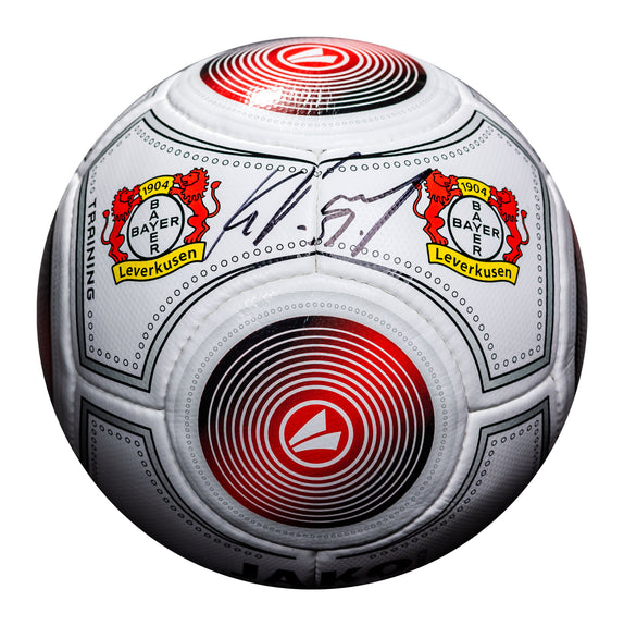 Kevin Volland<br>Bayer Leverkusen<br>Original signierter Fan Ball