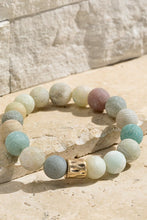 Load image into Gallery viewer, Natural Stone Bracelet - Amazonite
