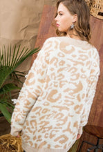 Load image into Gallery viewer, Leopard Dream Cardigan