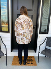 Load image into Gallery viewer, Brushed Floral Pullover