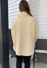 Load image into Gallery viewer, Warm and Cozy Cowl Neck Sweater