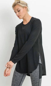 Black Everyday Tunic