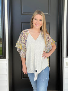 Floral Bliss Top