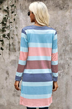 Load image into Gallery viewer, Striped Cardi