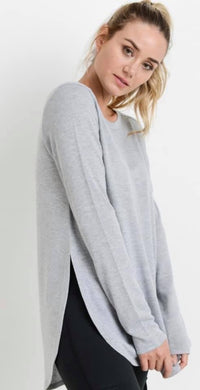 Grey Everyday Tunic