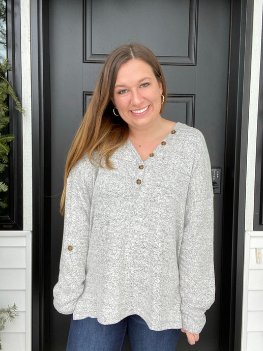 Better With Buttons Tunic