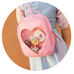 Heart Cutout Backpack (6 Colors) KF30034