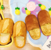 Kfashionstyle Bread Slippers KF30018