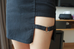Garter Belt Skirt KF40055