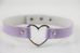 Love Punk Leather Choker (various colors)  KF20012