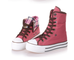 High-top casual canvas shoes KF2298