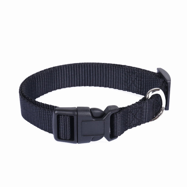 Punk black collar KF90798