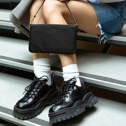 Harajuku Casual Platform Shoes KF81140