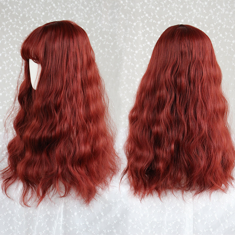 long roll wig KF90272