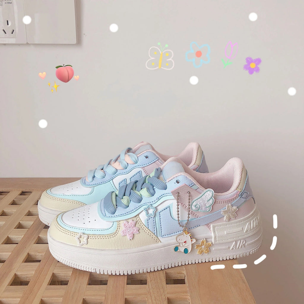 Ulzzang casual shoes KF81529