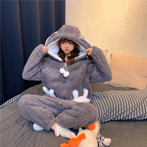 unzzy one-piece pajamas KF50048