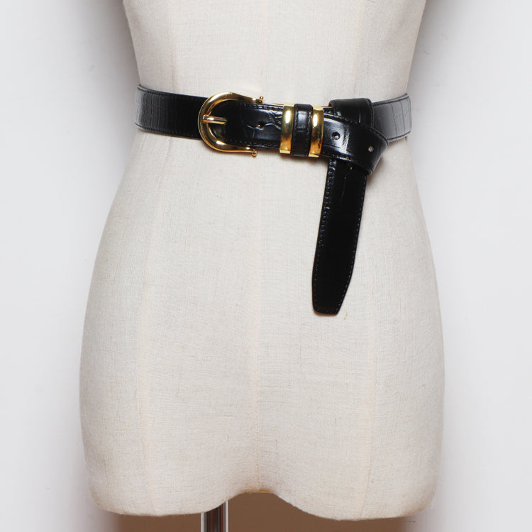 Fashion all-match belt KF81831
