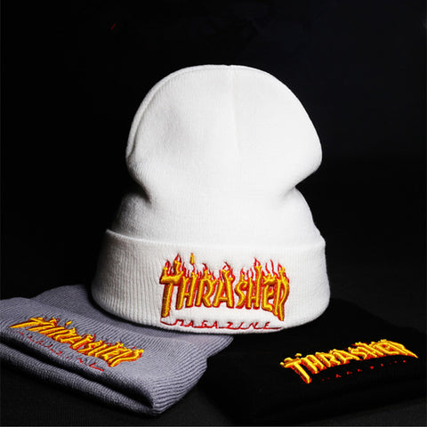 Flame hat KF90189