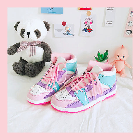 Ulzzang sports shoes KF81170