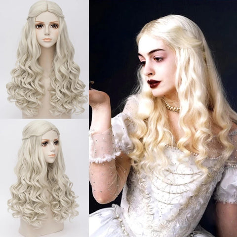 ALICE IN WONDERLAND 2 COS WIG KF21739